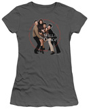 Juniors: Will & Grace-Where Theres A Will Shirts