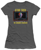 Juniors: Star Trek Original-The Corbomite Maneuver T-shirts