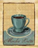 Coffee Club II Posters av Paul Brent
