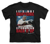Youth: Ali-Not Bragging T-shirts