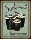 Sort Poster by N. Harbick