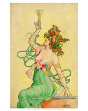 Absinthe Blanqui, c.1900 Posters