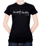 Juniors: Swamp People-Logo T-Shirt