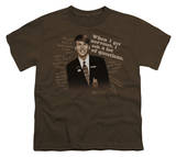 Youth: 30 Rock-Lot Of Questions T-Shirt