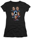 Juniors: Survivor-Starfleet's Finest Shirts