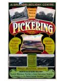 Picturesque Pickering, NER, c.1900-1910 Prints