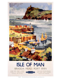 Isle of Man, BR (LMR), c.1948-1965 Posters