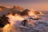 Ocean's Fury Prints by Marc Adamus