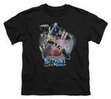 Youth: Batman-Batman Mech T-Shirt