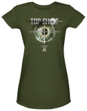 Juniors: Top Shot-Eye Target Shirts