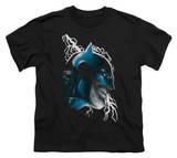 Youth: Batman-Crazy Grin Shirts