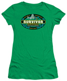 Juniors: Survivor-Guatemala T-shirts