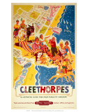 Cleethorpes, BR (ER), c.1960 Prints