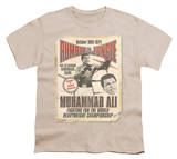 Youth: Ali-Rumble Poster T-shirts