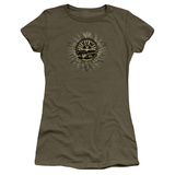 Juniors: Sun Records-Rock Heraldry T-shirts