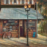 Pastry Shop Posters by Ruane Manning