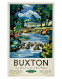 Buxton, BR (LMR), c.1950 Posters