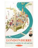 Londonderry, BR, c.1953 Art
