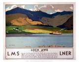 Loch Awe, LMS/LNER, c.1923-1947 Prints