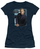Juniors: Star Trek-Trip Tucker T-Shirt