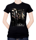 Juniors: Stargate Universe-Universe Cast T-Shirt