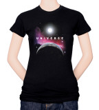 Juniors: The Universe-Planetary T-shirts
