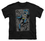 Youth: Batman-Detective 487 Distress T-Shirt