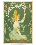 Absinthe Blanqui, c.1895 Prints