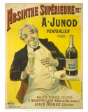Absinthe Superieure Junod, c.1905 Art