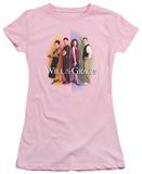Juniors: Will & Grace-Will & Grace Cast T-Shirt
