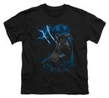 Youth: Batman-Lightning Strikes T-Shirt