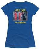 Juniors: Star Trek Original-The Changeling Shirts