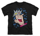 Youth: Archie Comics-Laughing Jughead T-Shirt