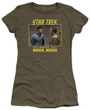 Juniors: Star Trek Original-Mirror Mirror T-shirts