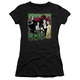 Juniors: The Munsters-Normal Family T-Shirt