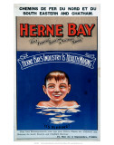 Herne Bay, It's Ripping!, SE & CR, c.1920s Posters