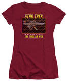 Juniors: Star Trek Original-The Tholian Web Shirts