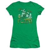 Juniors: Hagar-1 2 3 Floor T-Shirt