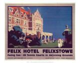 Felix Hotel, LNER, c.1923 Posters