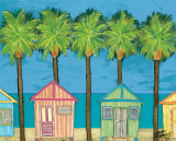 Bahama Breeze Posters by Wendy McKinney