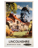 Lincolnshire, BR(ER), c.1948-1965 Posters