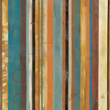 Stripes II Prints by Cheryl Martin