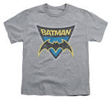 Youth: Batman BB-Batman Shield Shirt