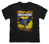 Youth: Batman BB-Rooftop Leap T-Shirt
