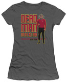 Juniors: Star Trek-Dead Man Walking T-shirts