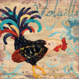 Royale Rooster I Print by Paul Brent