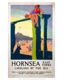 Hornsea, LNER, c.1930 Prints