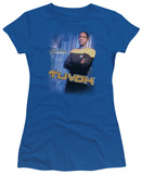 Juniors: Star Trek-Tuvok T-Shirt
