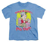 Youth: Archie Comics-Pig Out T-Shirt