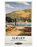 Ilkley, BR, c.1957 Prints